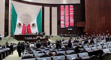 Diputados del PAN, Morena, MC y Panal frenan reforma política del DF
