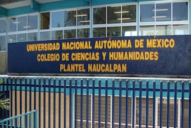 Liberaron instalaciones del CCH-Naucalpan