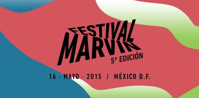 Segundo anuncio de bandas para el Festival Marvin