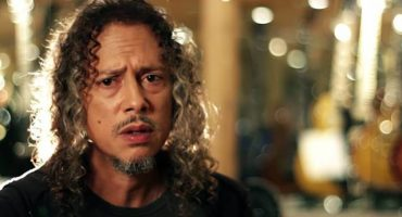 Kirk Hammett perdió 250 riffs grabados en su teléfono