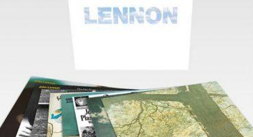 Todos los discos de John Lennon reeditados en vinil