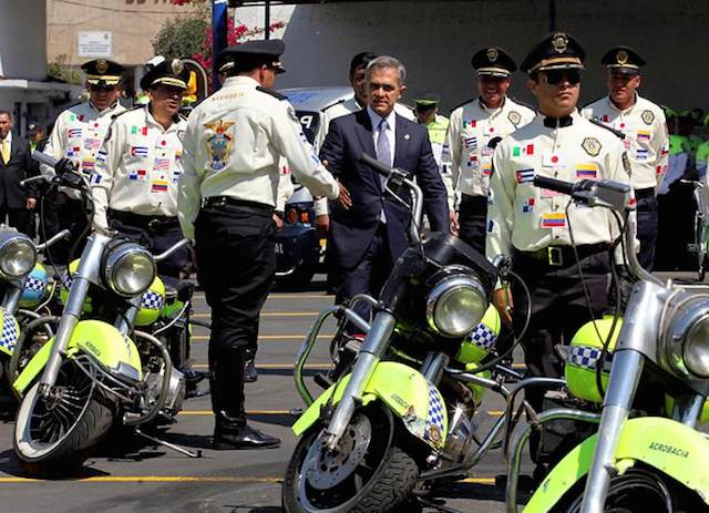 10 claves del Reglamento de Tránsito de la Cd. de México