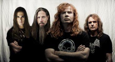 Y los nuevos integrantes de Megadeth son.....