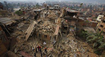 Galería: Nepal reducida a escombros después de terremoto