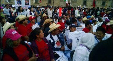 Padres de Ayotzinapa deciden boicotear las elecciones