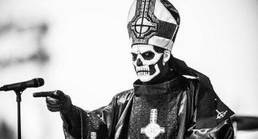 Ghost anuncia la llegada del nuevo Papa Emeritus en Junio