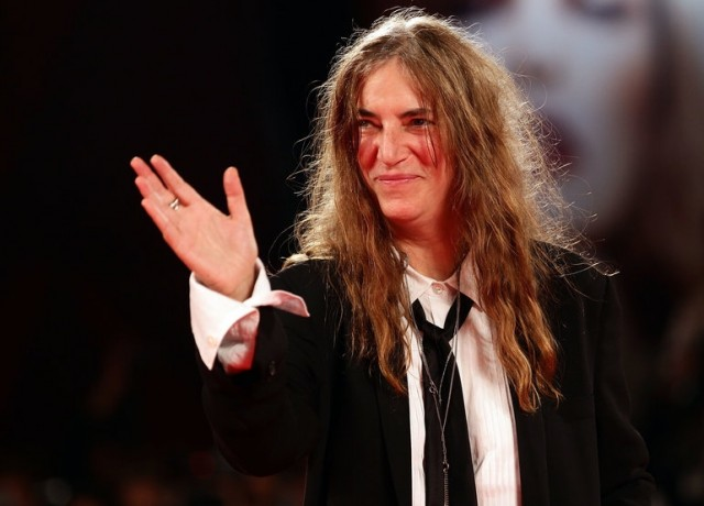 Patti Smith presenta su nueva autobiografía M Train