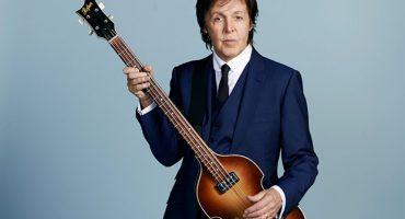 Paul McCartney tocó