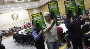 PVEM no tendrá sanción por violar veda electoral
