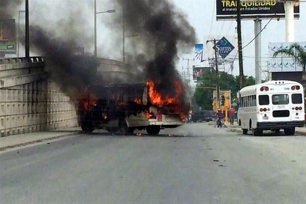 Enfrentamientos en Reynosa se extienden por 7 horas