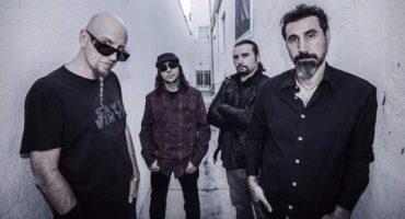 Se transmitirá concierto de System of a Down desde Armenia
