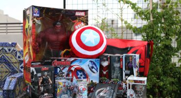 Celebra el #DiaDelNiñoMarvel y gánate un súper paquete de Avengers