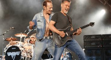 La segunda noche de Van Halen con Jimmy Kimmel