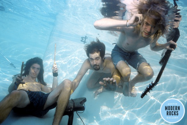 Fotos inéditas de Nirvana para