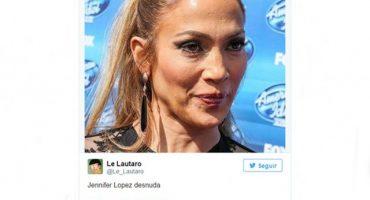 La foto de Jennifer López que arruinará todas sus fantasías