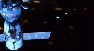Así se ven las tormentas en México desde la Estación Espacial Internacional