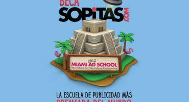 ¡Gánate la Beca Sopitas para estudiar en la Miami Ad School!
