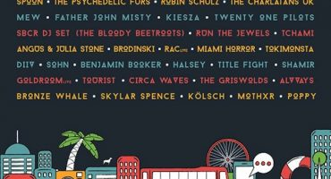 Cartel oficial y precios del Festival Corona Capital 2015