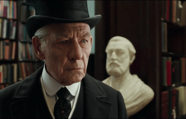 Estrenan segundo trailer de Mr. Holmes