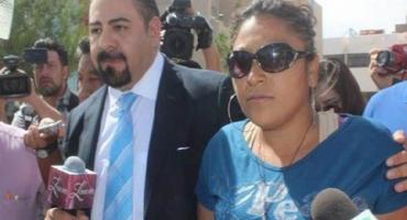 Laura Bozzo lleva defensa de madre de menor asesinado