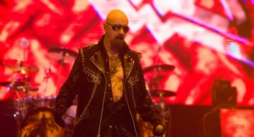 Judas Priest defendiendo la fe metalera en México