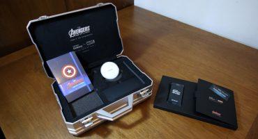 ¡Llévate a casa el contenido del exclusivo maletín de Avengers!