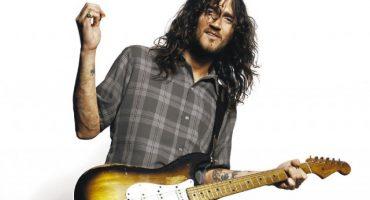 John Frusciante dejará de lanzar música para el público