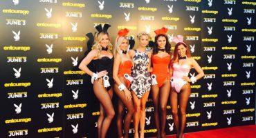 Fui a la Mansión de Playboy a ver la pelicula de Entourage y esto fue lo que pasó