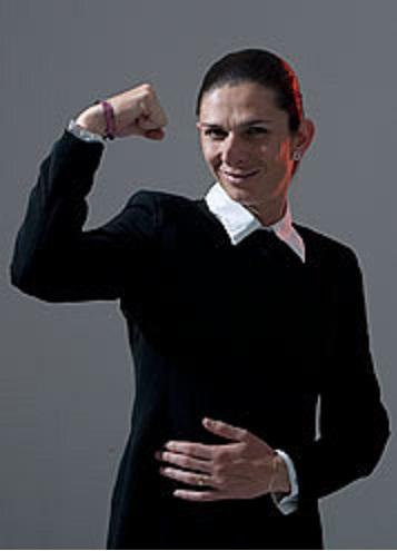 Ana Gabriela Guevara con chamba si gana PRI en Sonora;