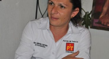 Ana Gabriela Guevara no pertenece al PT: dirigencia