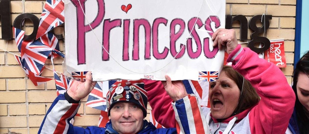 #RoyalBaby: nace nueva integrante de familia real