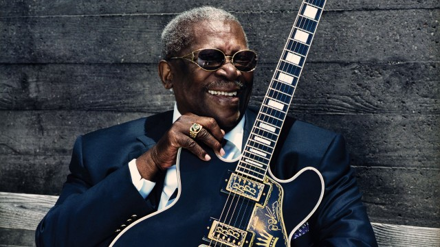 Falleció B.B. King, el Rey del Blues
