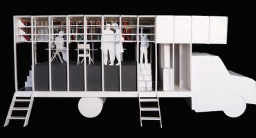 Alumnos47 Móvil, una biblioteca sobre ruedas