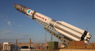 Se estrella en Siberia cohete con satélite mexicano MexSat-1