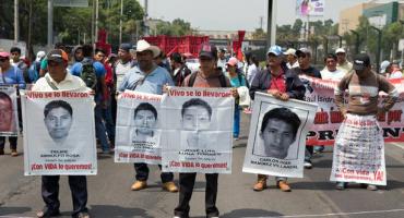 Marchan para exigir la creación de una Ley General sobre Desapariciones Forzadas