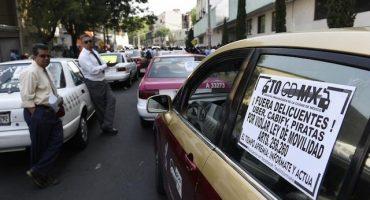 Taxistas anuncian sus propios operativos contra Uber