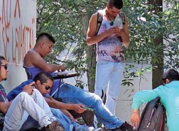 Sí se ha hecho algo contra la venta de drogas en FCPyS, dice UNAM