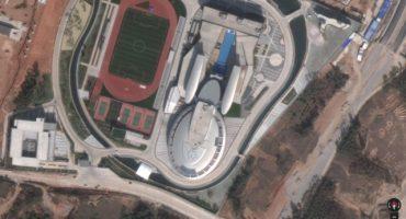 ¡NERDGASMO! Las oficinas que se parecen a la USS Enterprise