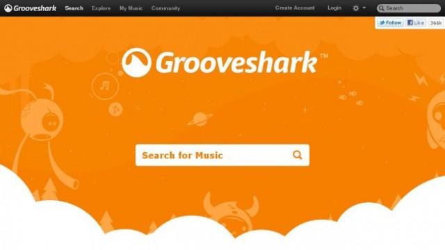 Adiós para siempre a Grooveshark