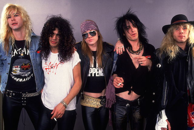 Slash dice estar abierto a una reunión con Guns N' Roses