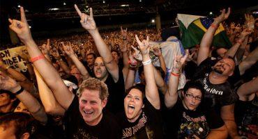 Famosos que genuinamente son fans del Metal