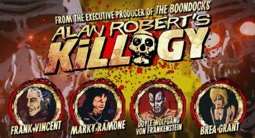 Mira el teaser de la serie animada Killogy