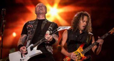 Metallica cierra la segunda semana de Rock In Rio en Las Vegas