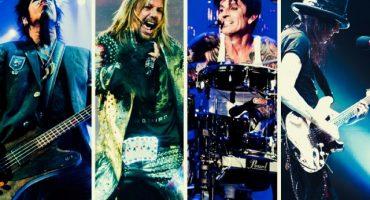 Las veredas individuales de Mötley Crüe