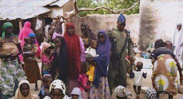 Están embarazadas 214 de las mujeres liberadas del grupo terrorista Boko Haram