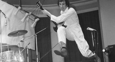 Pete Townshend, 70 años de actitud y Rock