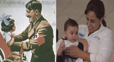 Propaganda nazi vs propaganda electoral