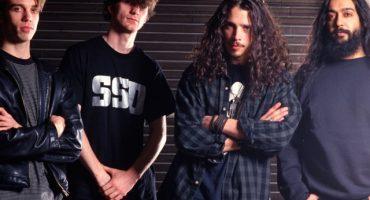 Mira un video inédito de Soundgarden