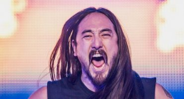 Steve Aoki tiene lesiones graves en sus cuerdas vocales...por gritar en sus conciertos