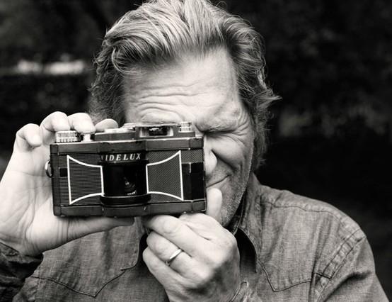 Jeff Bridges y sus fotografías de películas